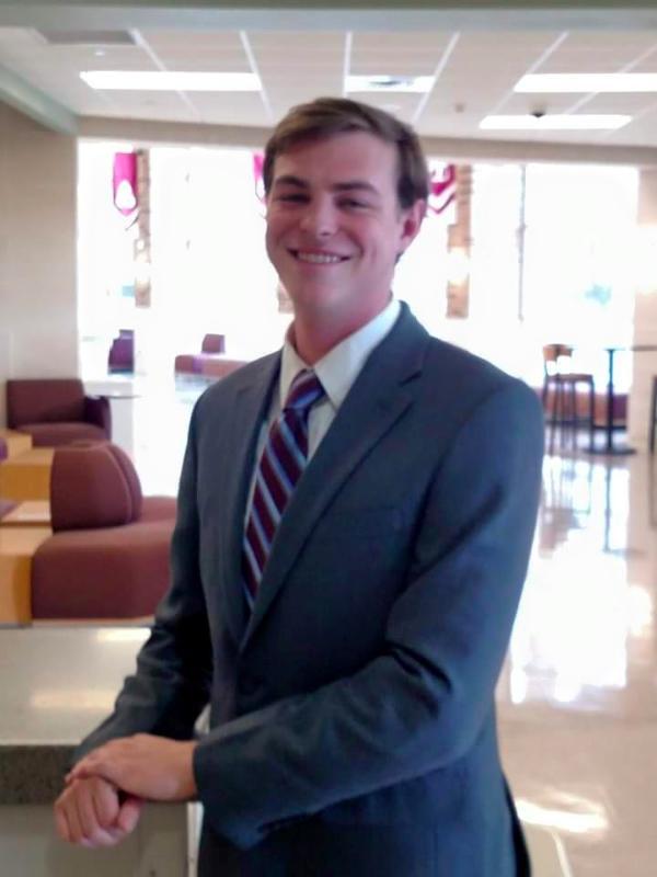Landry Morren Elected Student Body President