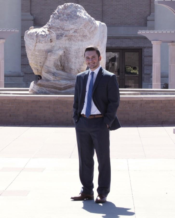 Zach McMeans Elected Student Body Vice President