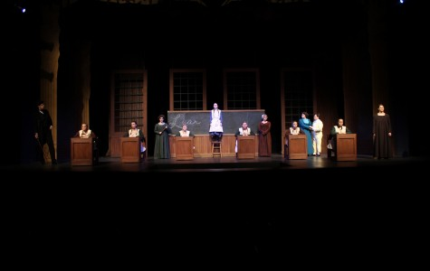 WTAMU Theatre Department to Present Jane Eyre for Second Week