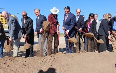 WTAMU Breaks Ground on Agricultural Sciences Complex