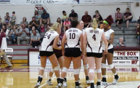 Lady Buffs Bounce Back