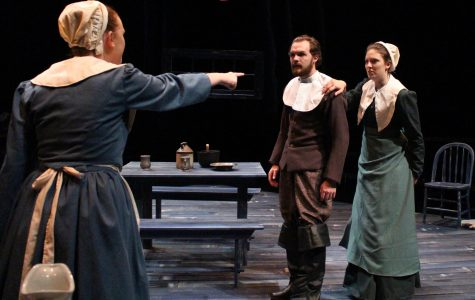 "WTAMU's Production of ""The Crucible"" Continues This Weekend"