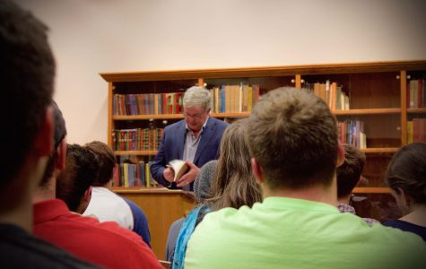 Award-Winning George Bilgere Presents Poetry Reading