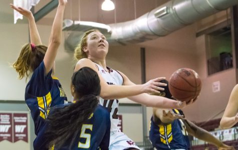 Lady Buffs Push Past Commerce to Kickstart Important Home Finale Weekend