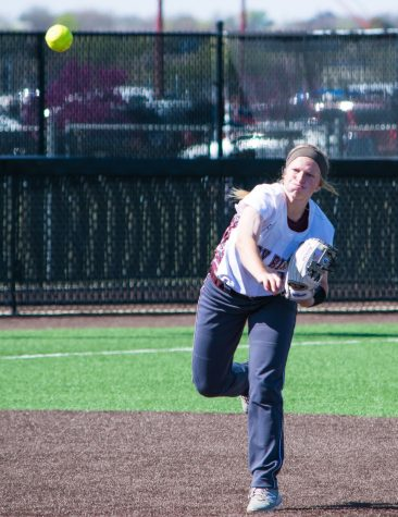 Lady Buffs Sweep Midwestern State