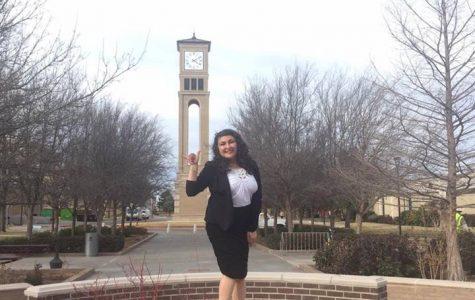 Student Body Presidential Candidate: Julianna Calvaruso