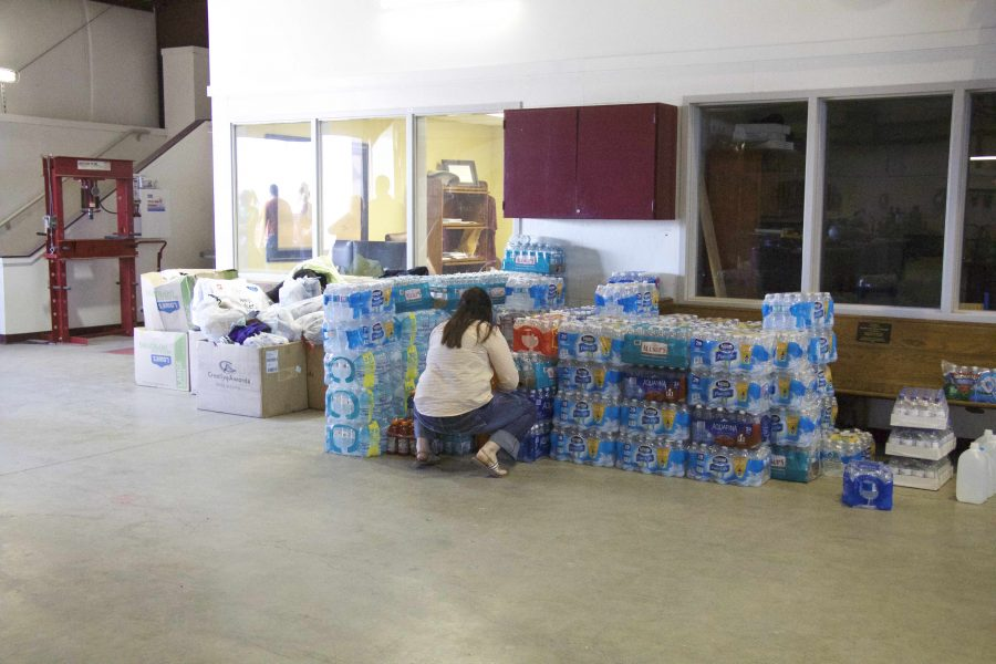 Department of Agriculture Sciences Accepts Donations for Fire Victims