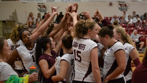 Lady Buffs put up tough fight against nationally ranked team