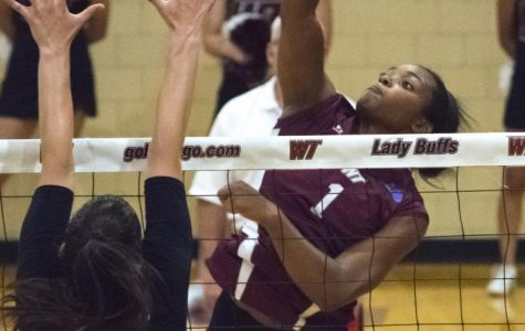 Young volleyball roster rises to tough opponents