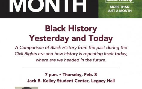 Speech by Dr. Paul Frazier Kicks Off Black History Month Celebration at WTAMU