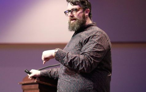 Speaker Encourages Authentic Leadership at Summit