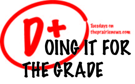 Episode 3 - Doing it for the Grade