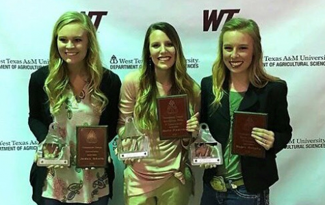 Students receive recognition at The Ag Gathering