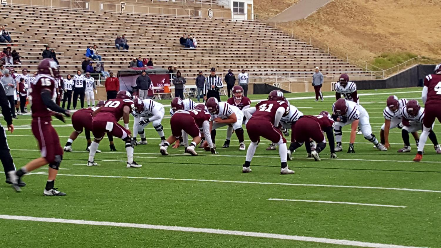 West Texas A&M will be in Kimbrough Memorial Stadium for the final time in the 2018 season prior to moving to the new on-campus Buffalo Stadium in 2019.