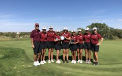 "Lady Buffs all ""fore"" teamwork"