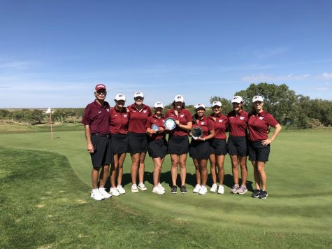 Lady Buffs win second straight LSC tournament title
