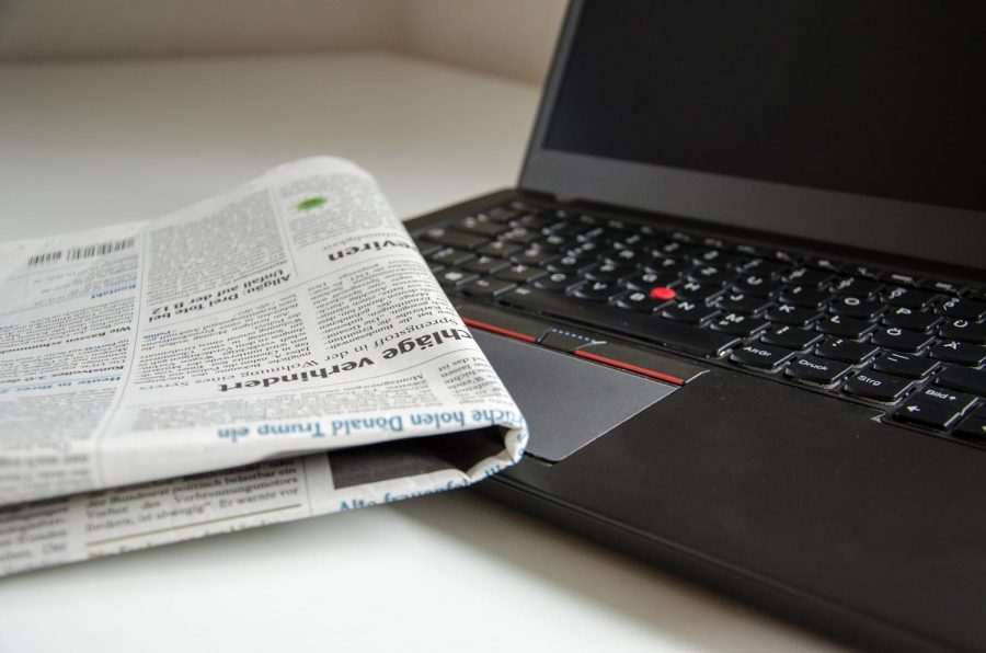 The evolution of journalism to the digital age