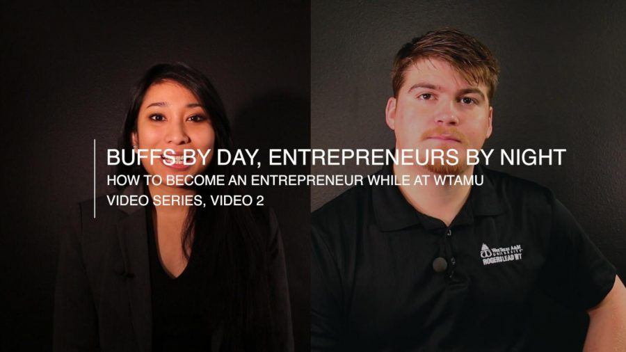 Buffs by day, entrepreneurs by night.