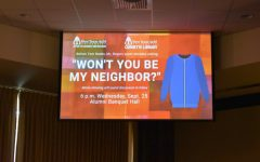 Diversity week asks: Won't you be a neighbor?