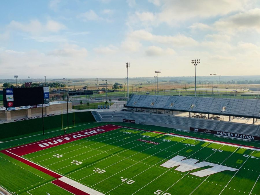A ribbon cutting ceremony will be held on September 6th at Buffalo Stadium.