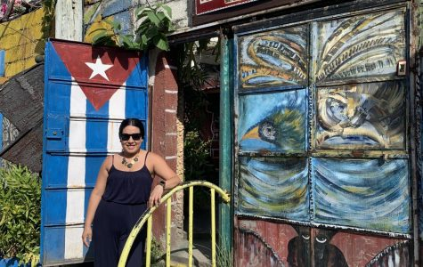 Garcia Makes Site Visit to Cuba in Hopes of Taking Students in 2020