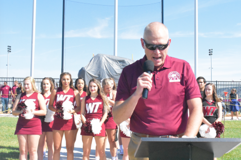 The Unholy Trinity Tour visits WTAMU
