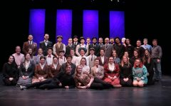 Photo courtesy of the WTAMU Theatre Department The cast of this years production of Our Town, a small portion of the talent found in WTAMUs Fine Arts Department, featuring two of the students accepted into IPAI.