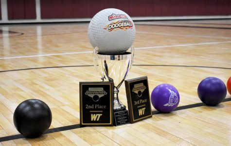 Homecoming dodgeball tournament ends in spectacular fashion