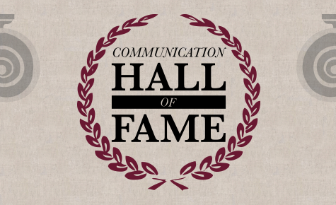 Communication Hall of Fame honors WT alumni, community partners