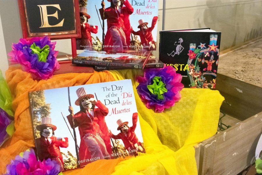 Día de Muertos display in the Panhandle-Plains Historical Museum.