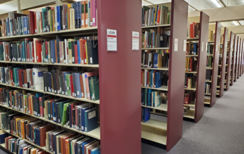 The WTAMU Library:  Don't judge a library by its cover
