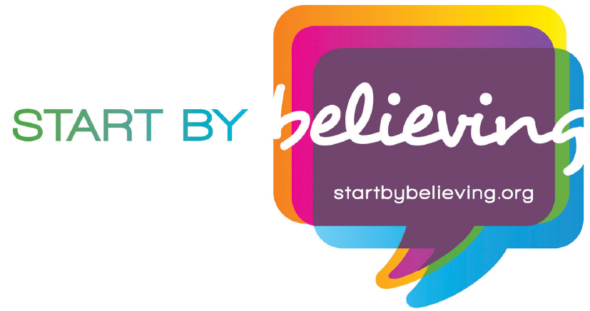 Start By Believing is a program used by WTAMU to assist those who have suffered from domestic violence.