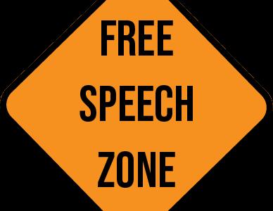 Free Speech Zones