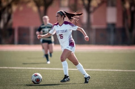 Silvestre reflects on her time as a Lady Buff