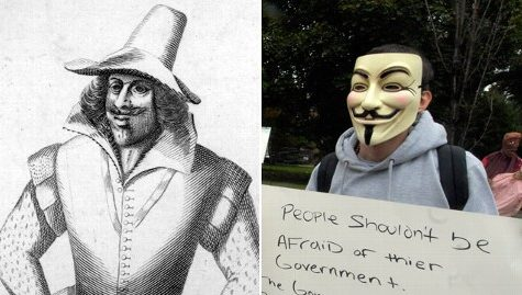 """Why Americans should 'Remember, remember, the fifth of November"""""""