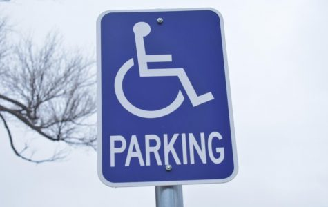 Accessibility issues here on campus is something that needs to be brought to light