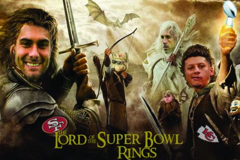 Lord of the Super Bowl Rings