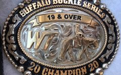 WTAMU Buffalo Buckle Series: straight from the horse's mouth