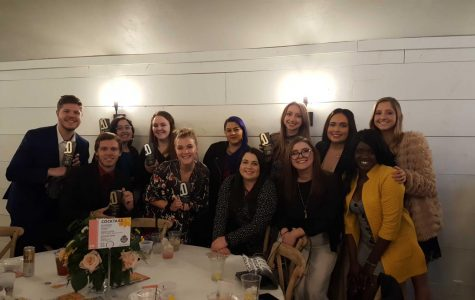 WTAMU Department of Communication Students Win Gold and Silver
