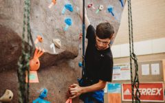 West Texas A&M's climbing tower helps students reach new heights