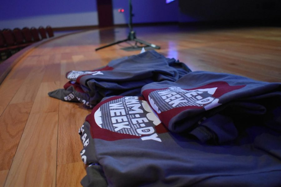The+WTAMU+Media+Communications+Department+wrapped+up+Comm-E-Dy+Week+with+and+Open+Mic+Night.+