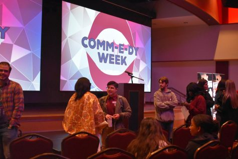 WTAMU Communication Week in full force