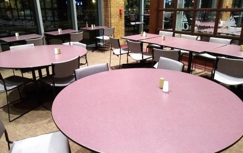 """We, the dining hall visitors: An open letter to the """"Caf"""""""