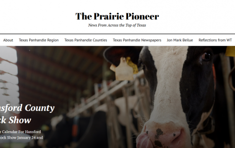 The Prairie Pioneer seeks to spread the panhandle's news