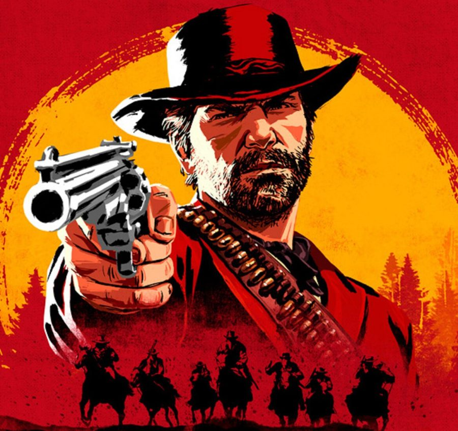 Red Dead Redemption 2's cover art, courtesy of Eneba.