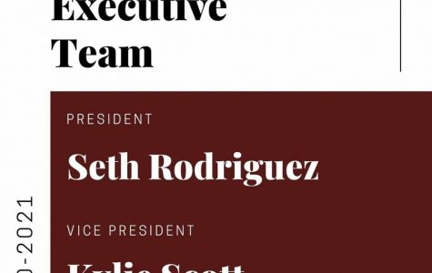 WTAMU's Student Government announced on Instagram that Seth Rodriguez and Kylie Scott will be the successors of Student Body President Colton Bourquin and Vice President Scout Odegaard.