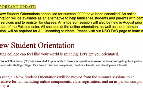 NSO making sure Buffs are prepared for the college experience