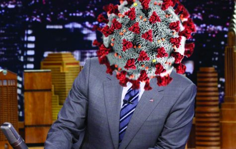 The COVID-19 outbreak has put everything on pause, just like late-night TV.