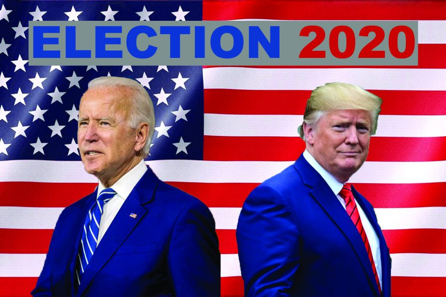 Presidential Debates are on Sept 29th and Oct. 7th, 15th and 22nd with the general election being November 3rd.