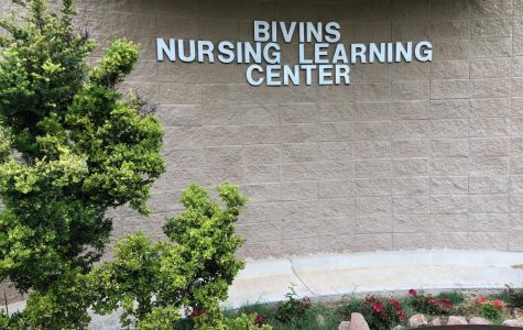 Bivins Nursing Learning Center located at West Texas A&M University in Canyon, TX., Wednesday, Sept. 9, 2020
